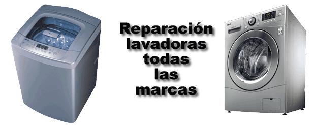 Servicio técnico lavadoras Madrid